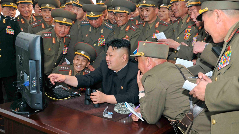 Kim Jong Un Computer Hacker