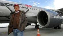 """Niki Lauda kauft Airline: """"Es ist mein eigenes Geld. Komplett"""""""
