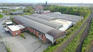 Bis 2019 soll das Gelände in Oberhausen zum Fitnesstempel umgebaut sein