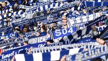 Schalke-Fans - Linienrichter Robert Schröder
