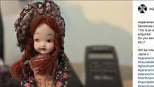 Grusel: Diese Puppe soll besessen sein