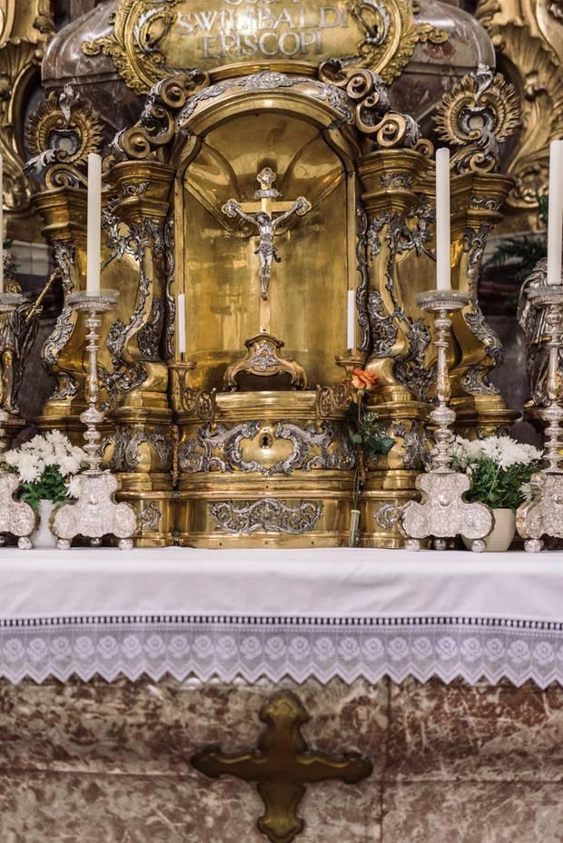 Kirchenaustritt: Der Eichstätter Dom