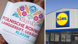 Discounter Lidl importiert polnische Wurst nach Deutschland - das macht viele deutsche Schweinebauern sauer