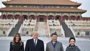 Gerangel um Donald Trumps Atomkoffer in Peking