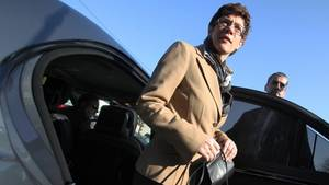 """Annegret Kramp-Karrenbauer - Nächster Halt: Kanzleramt? Das ist """"AKK"""" - Merkels Hoffnungsträgerin"""