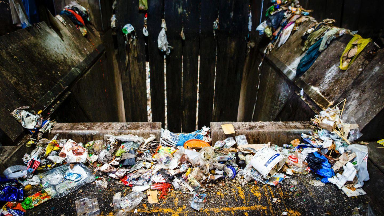 Müllrampe