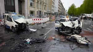 Hamburg: Taxi gestohlen und tödlichen Unfall verursacht - lebenslänglich