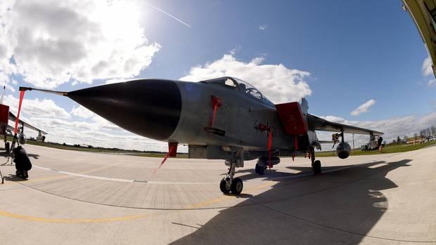 Bundeswehr: Biodiesel legt Tornados auf Fliegerhorst lahm
