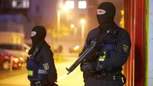 Nachrichten aus Deutschland: SEK-Einsatz (Symbolbild)