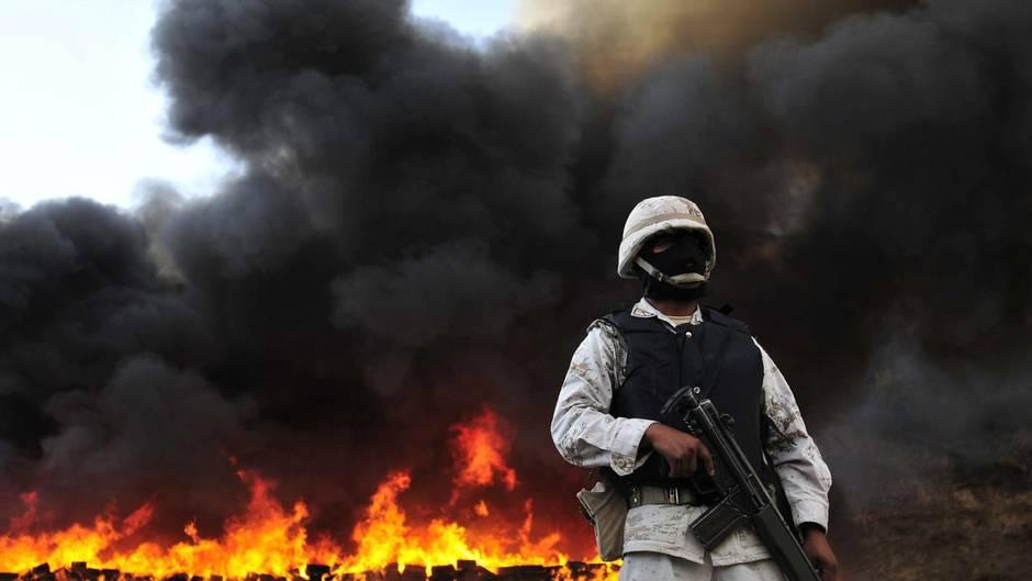 Krisenherde der Welt: Hier herrscht heute Krieg - und die Liste ist leider nicht vollständig