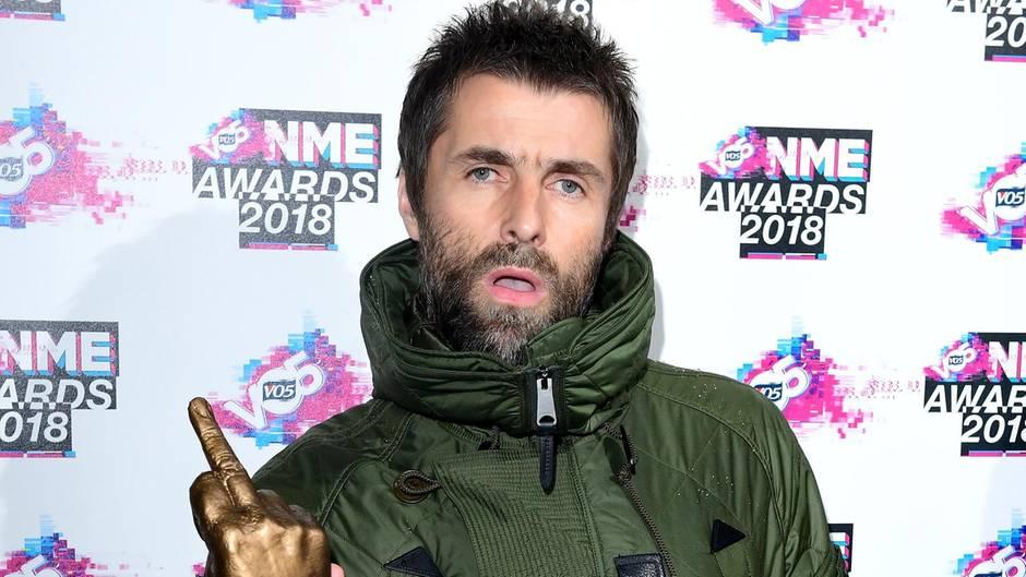 Ex-Oasis-Sänger: Deutsche Polizei hat mir aus Rache Zähne gezogen
