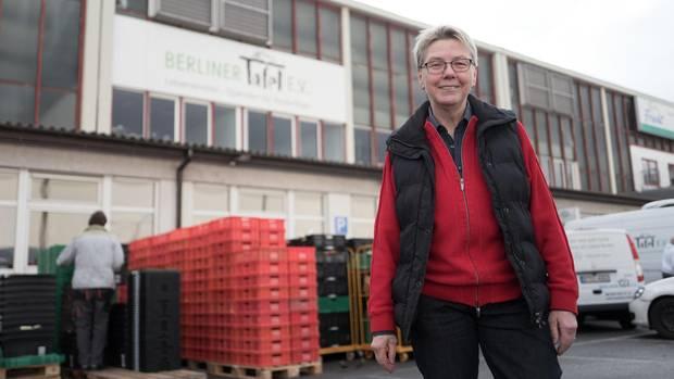 Sabine Werth startete vor 25 Jahren die deutsche Tafel-Bewegung