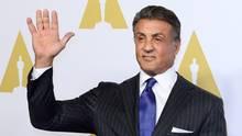 US-Schauspieler Sylvester Stallone, aufgenommen in Beverly Hills, Kalifornien, USA, am 08 Februar 2016.