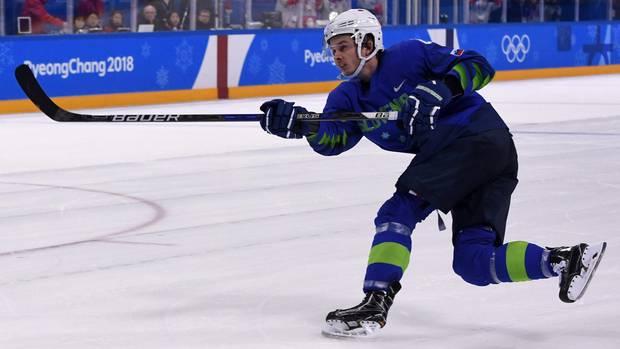 Slowenischer Eishockey-Spieler gedopt - muss Olympia 2018 verlassen