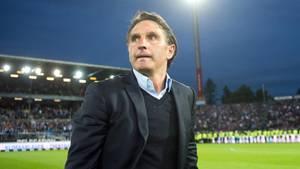 Bruno Labbadia wird neuer Trainer des VfL Wolfsburg in der Fußball-Bundesliga