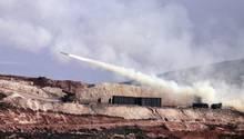 Syrien - Afrin - Kurden-Region - Türkei - Kämpfe