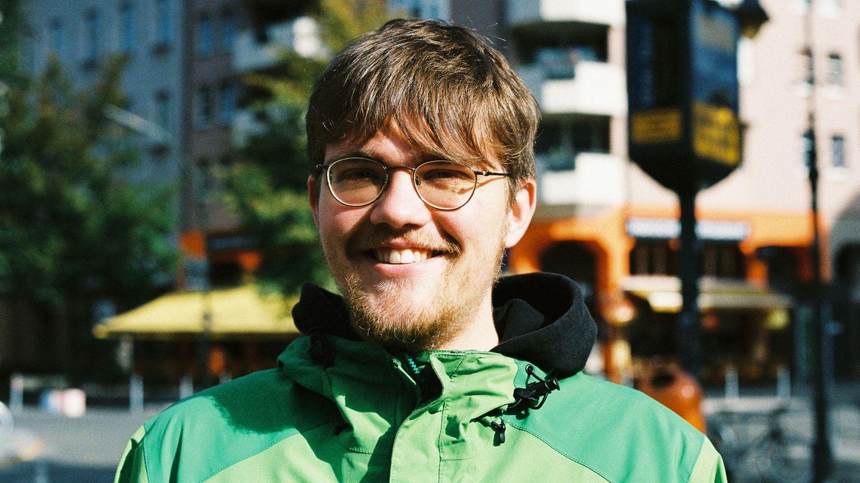 """Der Software-Entwickler Nathan Mattes lebt in Berlin und betreibt """"Wir-sind-AfD.de"""" in seiner Freizeit"""