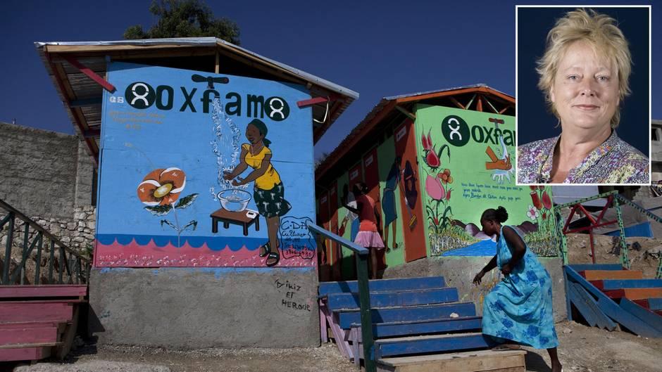 Linda Polman zum Oxfam-Skandal: Vergleiche mit #meetoo?