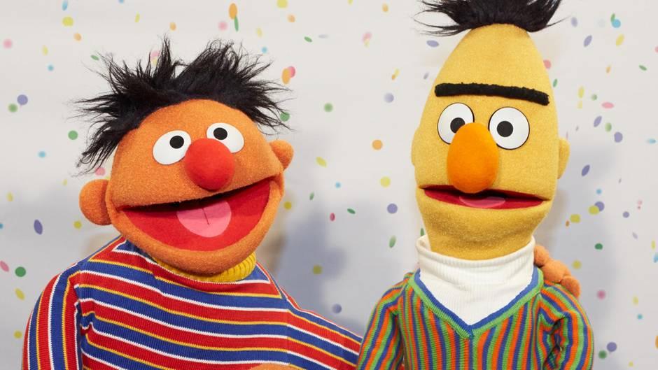 Er war Bert aus der Sesamstraße - Sprecher Christian Rode ist tot