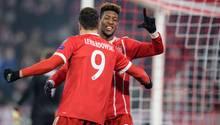 FC Bayern München Besiktas Istanbul