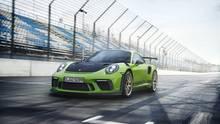Porsche 911 GT3 RS - 312 km/h schnell