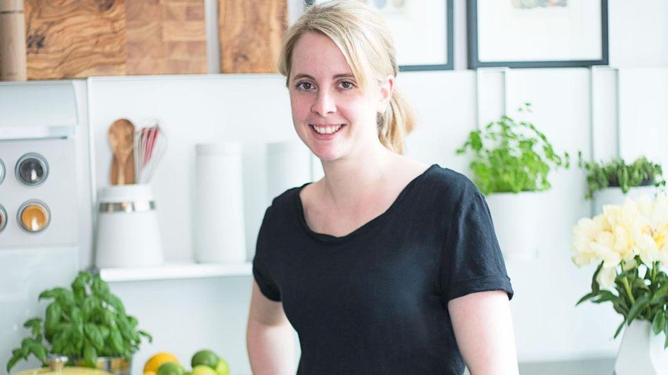 Verena Hubertz (30), Gründerin der Berliner Food-Plattform Kitchen Stories und SPD-Mitglied