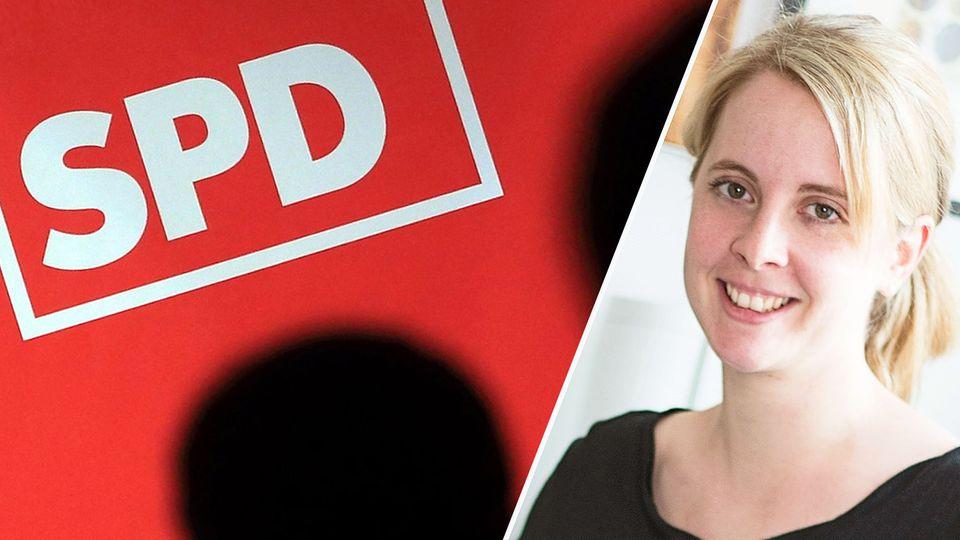 SPD-Mitglied Verena Hubertz aus Berlin fordert: Ein Viertel aller Mandate in der Partei sollte an Mitglieder unter 35 Jahre vergeben werden.