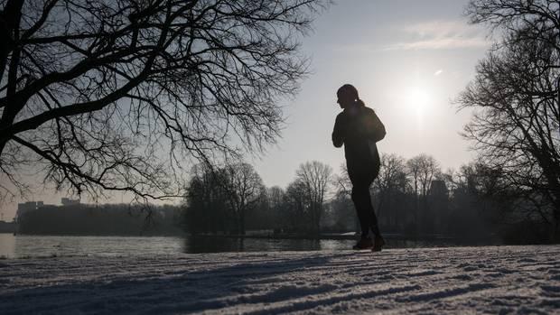Frostige Wetteraussichten für Deutschland