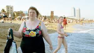 Diese Reaktionen erlebt eine übergewichtige Frau