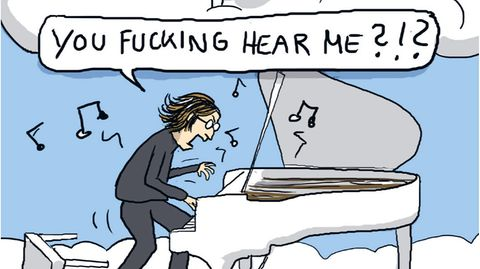 Neues Buch: So lustig kann Musik sein