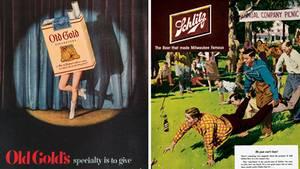 Jim Heimann. Alkohol- und Tabakwerbung im 20. Jahrhundert