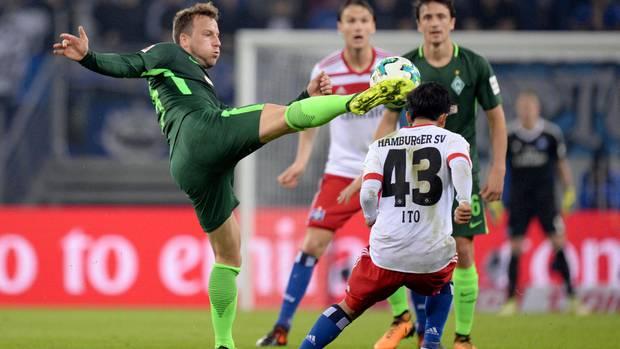 HSV Philipp Bargfrede Ito