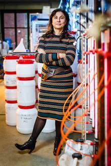 Ina Körner, 51, ist Dozentin am Institut für Abwasserwirtschaft und Gewässerschutz an der Technischen Universität Hamburg. Seit 20 Jahren beschäftigt sich die Expertin, die in Holz- und Faserwerkstofftechnik sowieBiotechnologie promovierte, unter anderem mit der Kompostierung und Vergärung von Bioabfällen und ist an mehreren internationalen Forschungsprojekten beteiligt.