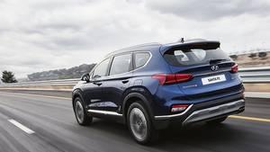 Hyundai Santa Fe 2018 - eine leistungsstarke Variante bleibt außen vor