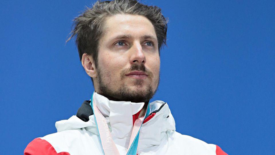 Trotz Slalom-Aus verlief Olympia für Marcel Hirscher mehr als erfolgreich: Er holte zwei Mal Gold
