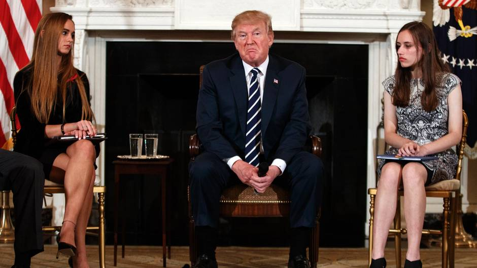 """""""Diese Logik ist ein Albtraum!"""": So fassungslos reagiert das Netz auf Donald Trumps Vorschlag"""