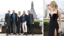 Jennifer Lawrence in London