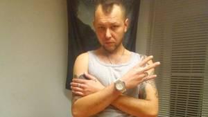Sergej Bekker auf dem Fahndungsfoto der Polizei