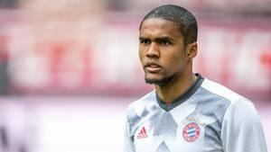 Douglas Costa im Trikot des FC Bayern