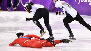 Shorttrack Nordkorea