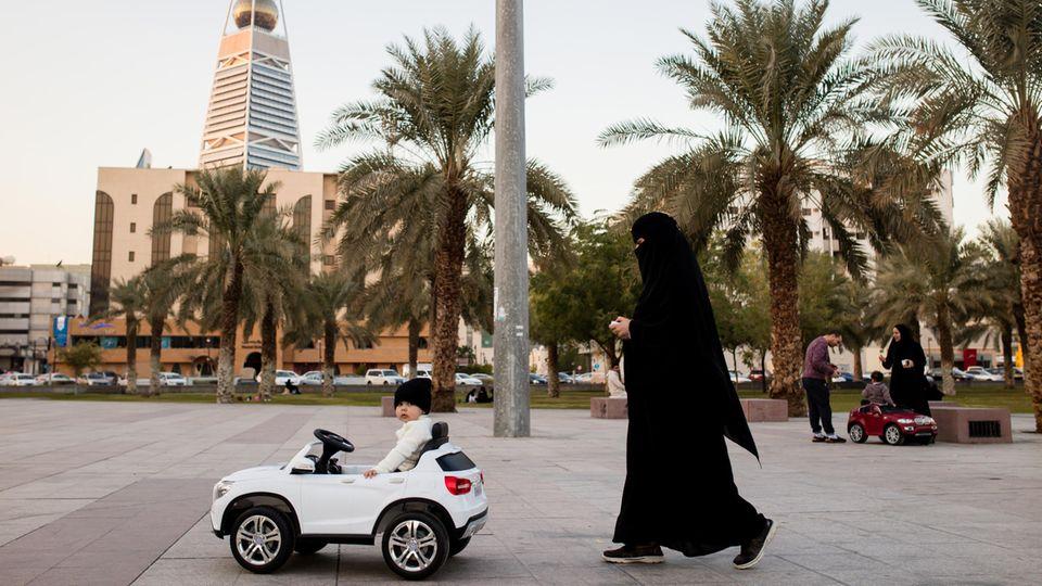 Saudi-Arabien: Ein Aufbruch mit Schattenseiten