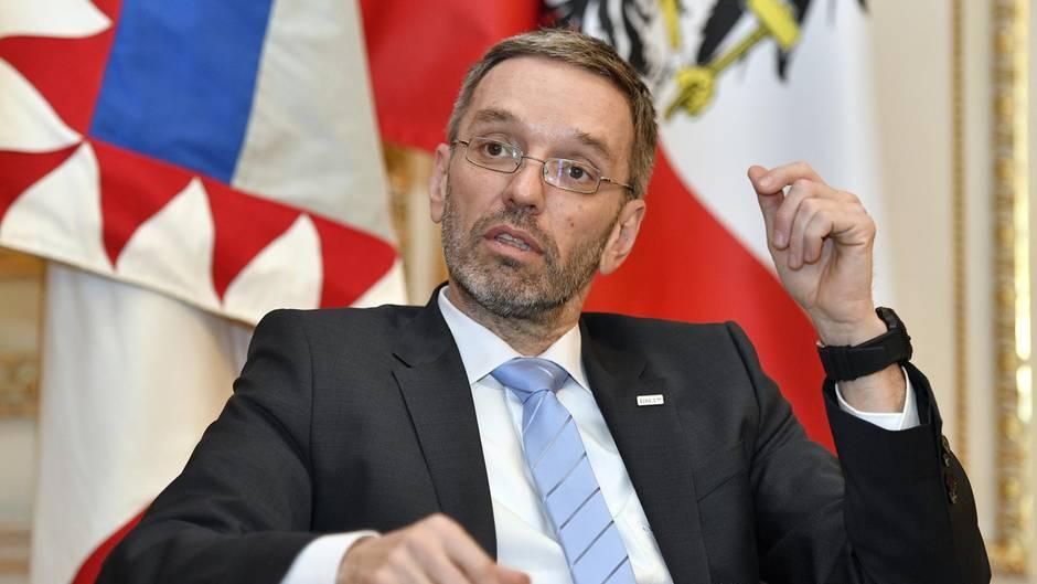 Interview: Herr Kickl, was müssen Flüchtlinge in Österreich von einem FPÖ-Innenminister befürchten?