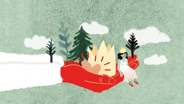 Illustration von Elsa Klever