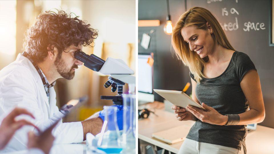 Von Handwerker bis Arzt: Gehaltsreport: In diesen Berufen verdienen Sie am meisten