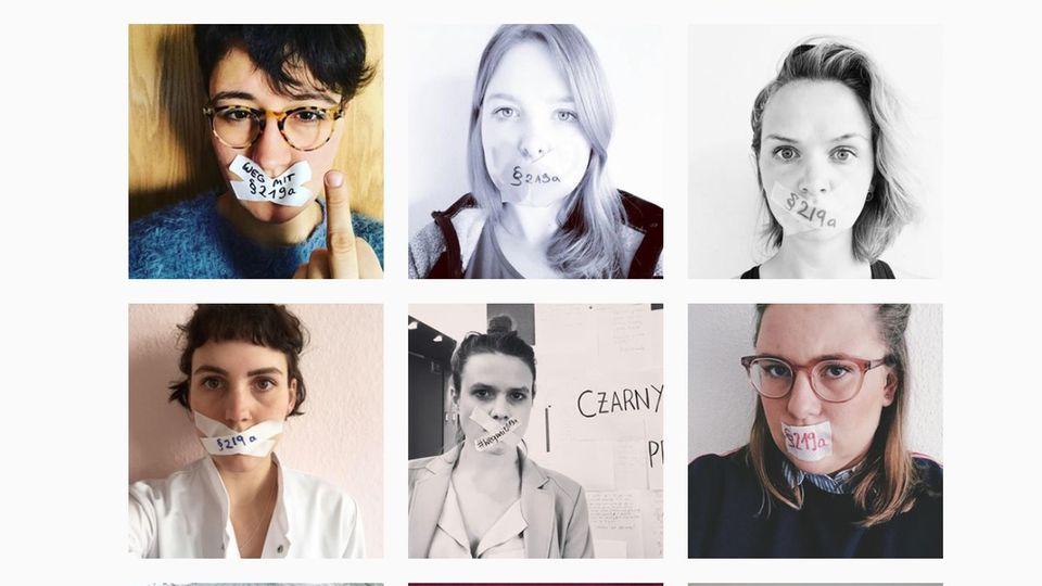 #wegmit219a: Worum es bei der Kampagne geht