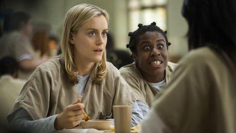 Ein Screenshot aus der Netflix-Serie Orange Is the New Black