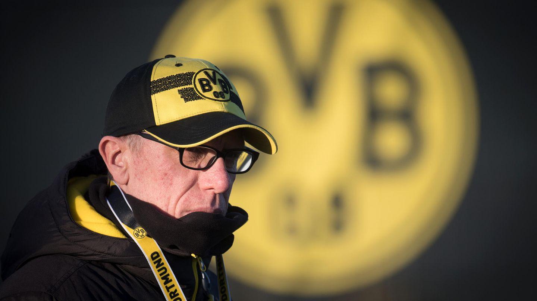 Peter Stöger muss mit dem BVB in der Europa League gegen RB Salzburg ran