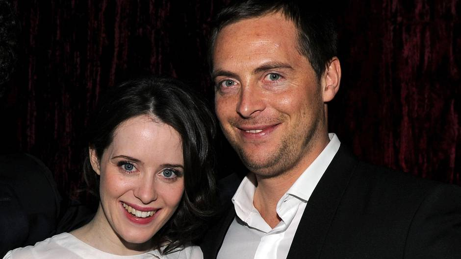 Claire Foy und Stephen Campbell Moore