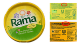 """Rama von Unilever  ... zum Beispiel der Margarine-Hersteller Unilever. Rama enthielt in der Vergangenheit 46 Prozent Rapsöl. Aktuell sind es laut Zutatenliste nur noch 36 Prozent. Dafür enthält die Margarine nun mehr Trinkwasser.    So rechtfertigt sich der Hersteller:  Unilever verweist auf Anfrage auf Kundenwünsche. Die Konsumenten würden eine leichte und cremige Textur bevorzugen. """"Wir haben daher die Zusammensetzung der klassischen Rama überarbeitet: Der Fettgehalt ist geringer, Buttermilch und eine leichter schmelzende Fettmischung machen das Produkt insgesamt cremiger."""""""