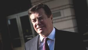 Der ehemalige Wahlkampfleiter von US-Präsident Donald Trump, Paul Manafort